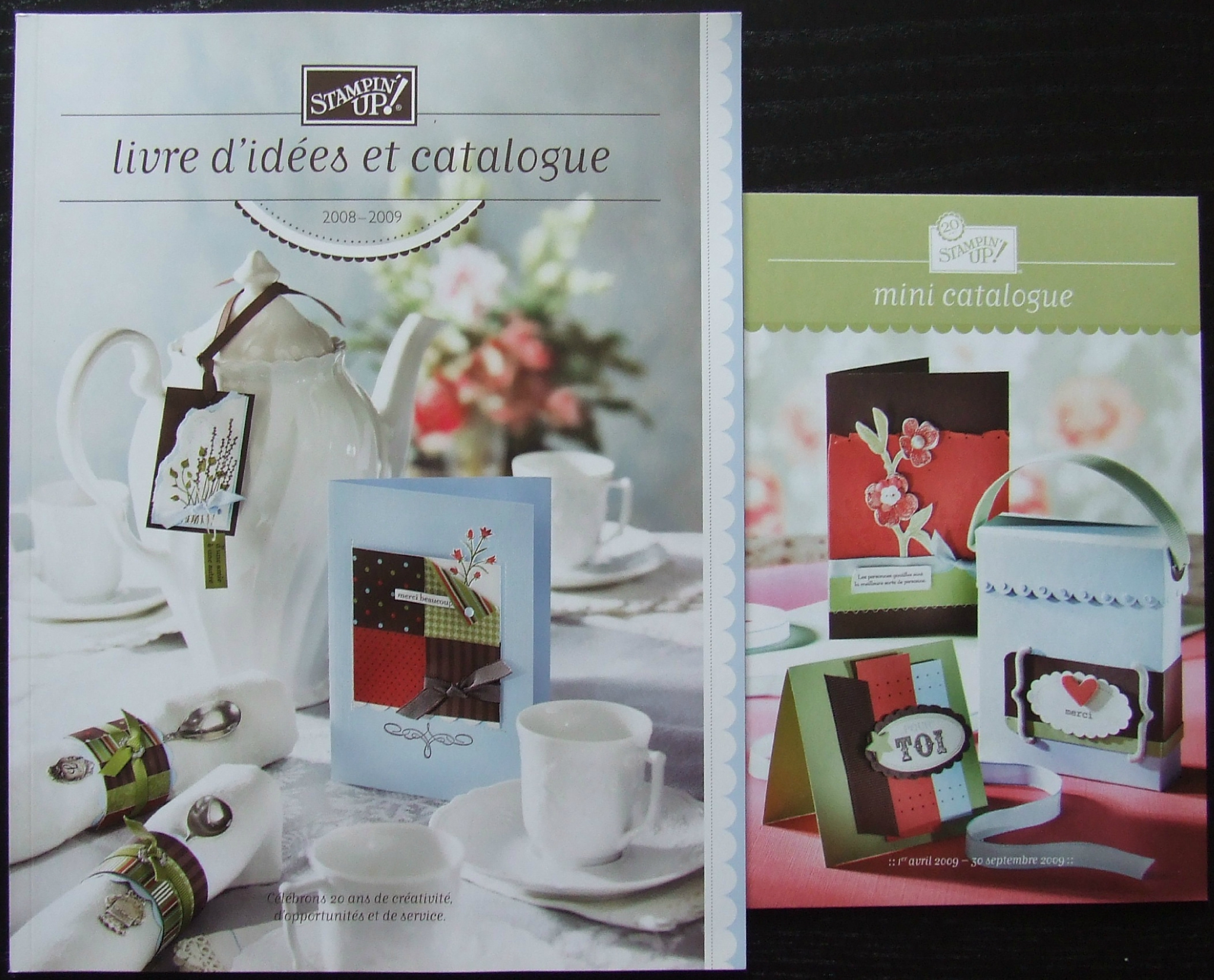 SU catalogues 08-09