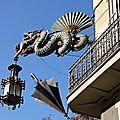 Barcelone, La Rambla_4985