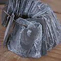 Etiquettes LEON en zinc (4)