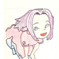 Sakura enfant ( Naruto )
