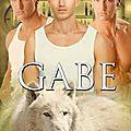 Gabe Série : Meute de La Lune- Tome 7 de <b>Amber</b> <b>Kell</b>