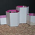 Id rangement : un ensemble de pots pour le bureau