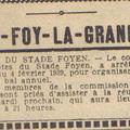 Lundi 19 décembre 1938