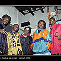 Zotto Boys - Festival rap africain - Aéronef - Lille - 2002