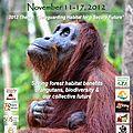 Une journée dédiée aux orangs-outangs au zoo de La-Boissière-du-Doré