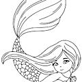 La <b>sirène</b> et autres chimères, par Florie