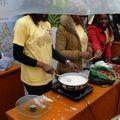 une nourriture traditionnelle de la République Centre Africaine