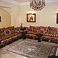 <b>Salon</b> marocain glorieux