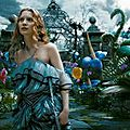 Alice au Pays des Merveilles Tim Burton movie
