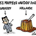 ps hollande humour sarkosy vaudou