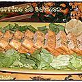 Terrine de saumon, ultra légère ...