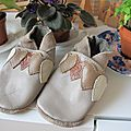 Shoes addict de mère en fille(s)