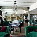 Un hôtel de luxe plein de charme à berlin