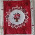 tableau textile ETE