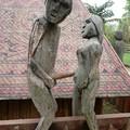 Sculptures coquines