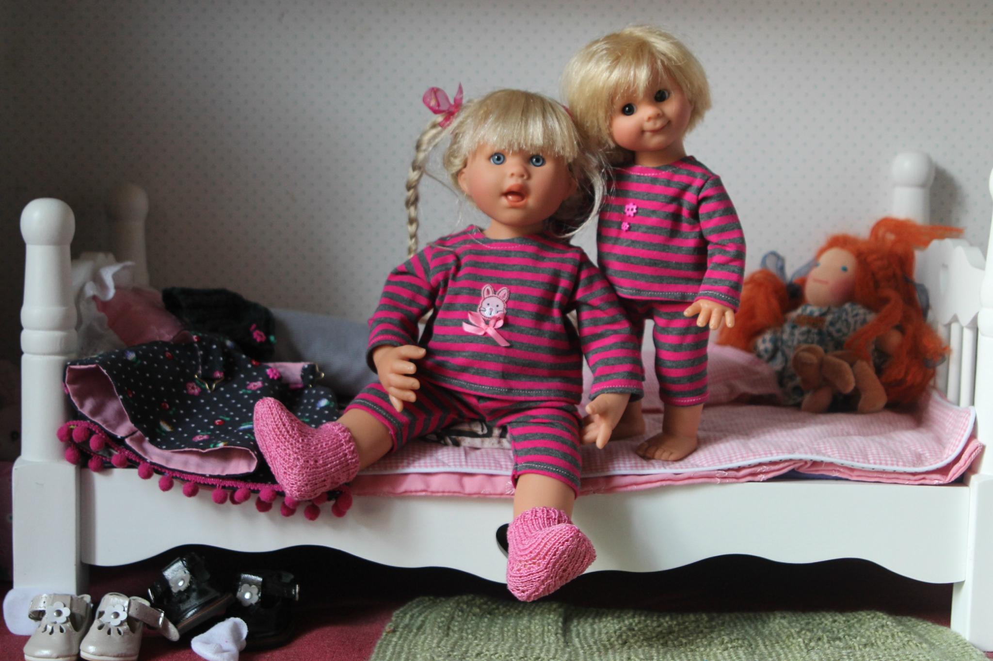 Les petits pyjamas de février...