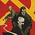 Panini 100% Marvel Punisher Soviet par <b>Ennis</b> et Burrows
