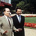 <b>François</b> <b>Mitterrand</b>, quelques lacunes scientifiques