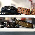 Idées cadeaux : Des <b>ceintures</b> made in Castres...