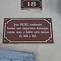 <b>Jean</b> <b>Faure</b> Uzès Gard cordonnier