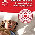 www.hujuju.com réseau social d'aide humanitaire