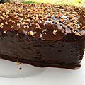 Gâteau au nesquik 2 (parvé ou au lait) ultra rapide au micro-ondes, 8 minutes chrono!!!