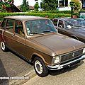 Renault 6 TL phase 2 (1974-1980)(32ème Bourse d'échanges de Lipsheim) 01