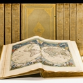 Joannes Blaeu's first edition of <b>Atlas</b> Major, 1662 to be offered at Sotheby's in London