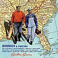 L'album southern sessions des hoboes en vente