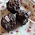 Magnum® noisette façon stracciatella-éclats de meringue, enrobé de chocolat noir & éclats de nougatine (concours cémoi)