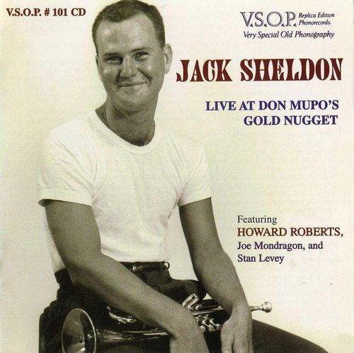 Jack Sheldon - 1965 - LiveAt Don Mupo's Gold Nugget (VSOP)