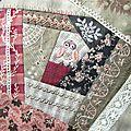 crazy quilt journal projet 2013