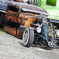HOT ROD & CUSTOM - European Show - Chimay 2012