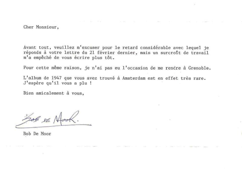 Lettre du 08/06/1989