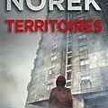 Territoires, <b>polar</b> d'Olivier Norek