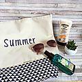 Mes favoris de l'été !