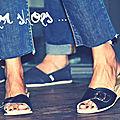 Summer shoes ... TOM'S & WORISHOFER