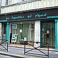 les baguettes qui piquent Rouen <b>Seine</b> <b>maritime</b> restaurant épicerie