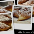 Les beignets de carnaval en map... bugnes