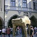 Tchéquie - Prague / Matička (6/24). Prague, après la <b>Révolution</b> de velours.