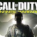 Call of duty : infinite warfare captivera les adeptes de jeux pc
