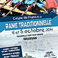 Rame convocation du 6 septembre 2014