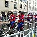 Carnaval de Limoges 2012 : Bicycle opend crescendo (Hollande)