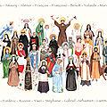 affiche saints Pivet