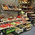 Les fruits et légumes de mois d'août