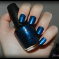 Opi - unfor-greta-bly blue & opi - you're such a budapest
