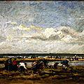 Sur les pas de <b>DAUBIGNY</b> (Aux sources de l' impressionnisme) Musée <b>Daubigny</b> à AUVERS sur OISE