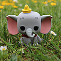 [FUNKO POP] Dumbo et <b>Alice</b>