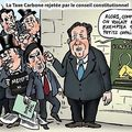 Le Conseil constitutionnel carbonise la loi sur la taxe <b>carbone</b>