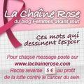 la chaîne rose